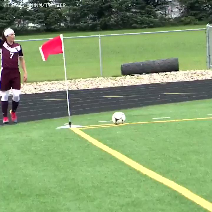 A goal is a goal 🤷♂️ (via @Travis_Chinn)