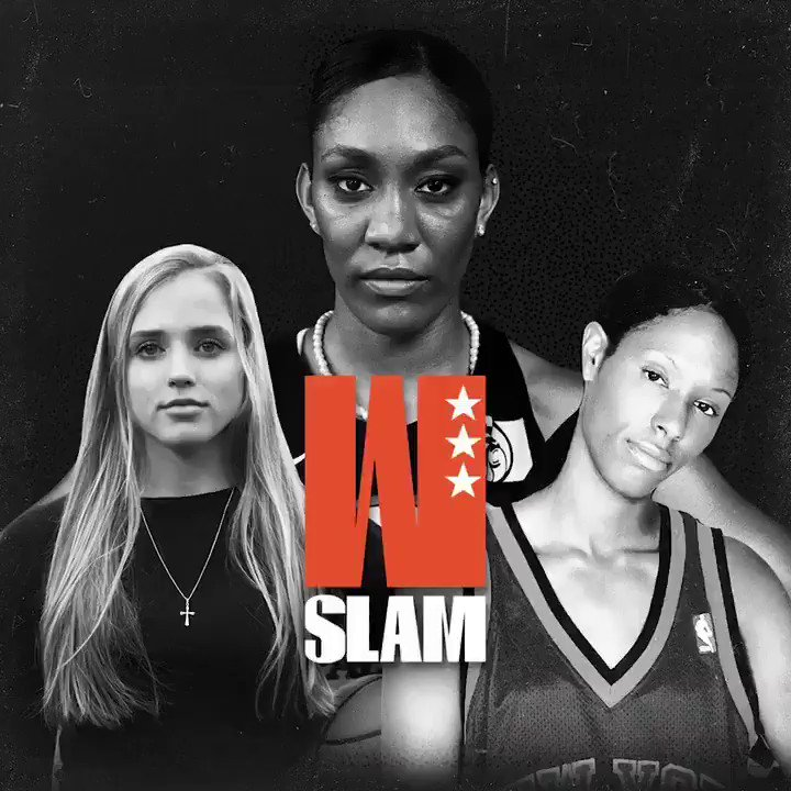 INTRODUCING @wslam.   Been saying this since day one. Respect the game. 👑