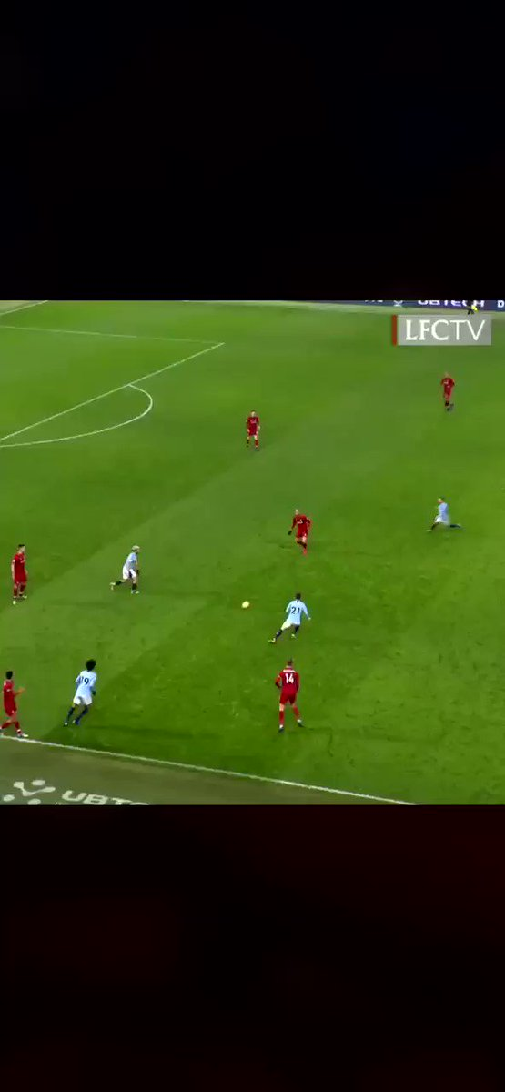 Klopps liquid football at its finest. Shoulda been mentioned for goal of the season