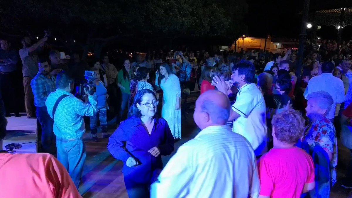 Asi el ambiente en este momento en Villa de Seris en las #RutasCulturales de #FiestasDelPitic2019  #CelebremosQuiénesSomos