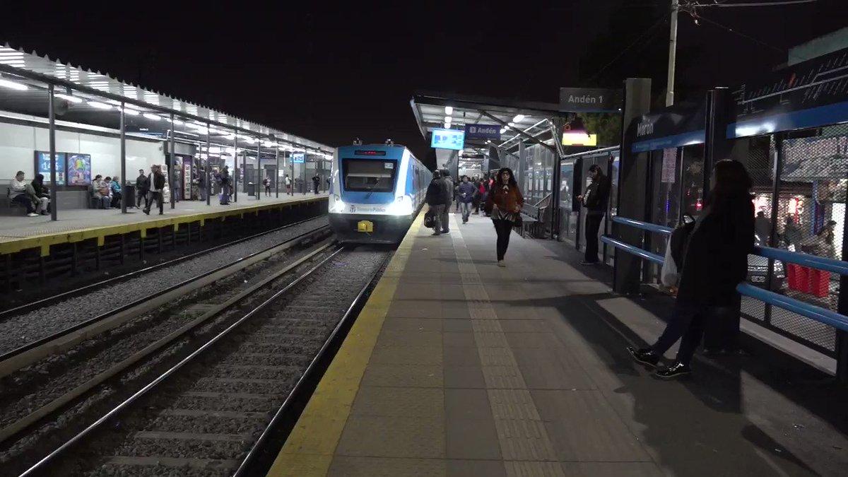 Avanzamos en la renovación integral de la estación Morón de la #LineaSarmiento. Con nuevos accesos, iluminación LED, túnel peatonal y baños, estamos haciendo una estación más cómoda y segura para mejorar tu experiencia de viaje.