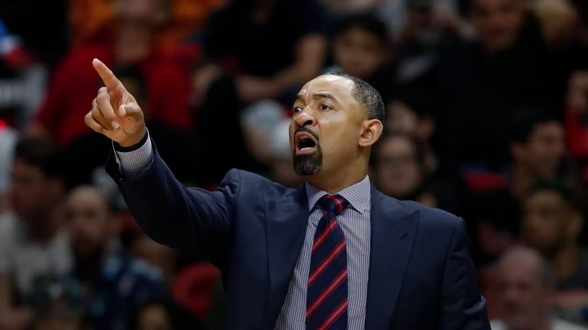 Michigan Hires Former Star Juwan Howard as New Head Coach 🙌🏾  The Fab Five member has agreed to a five-year contract, starting at $2 million per year.   http://GlobalGrind.com