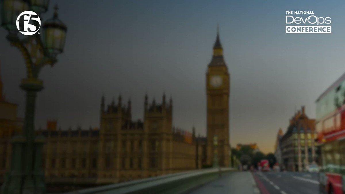 Image for the Tweet beginning: Attend the #NationalDevOpsConf in London