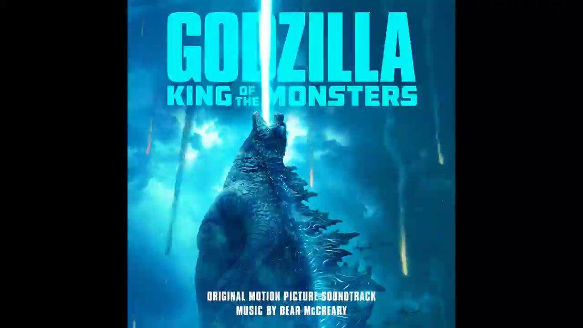 HE BROUGHT THE OG THEME BACK #GodzillaMovie #GodzillaKingOfTheMonsters