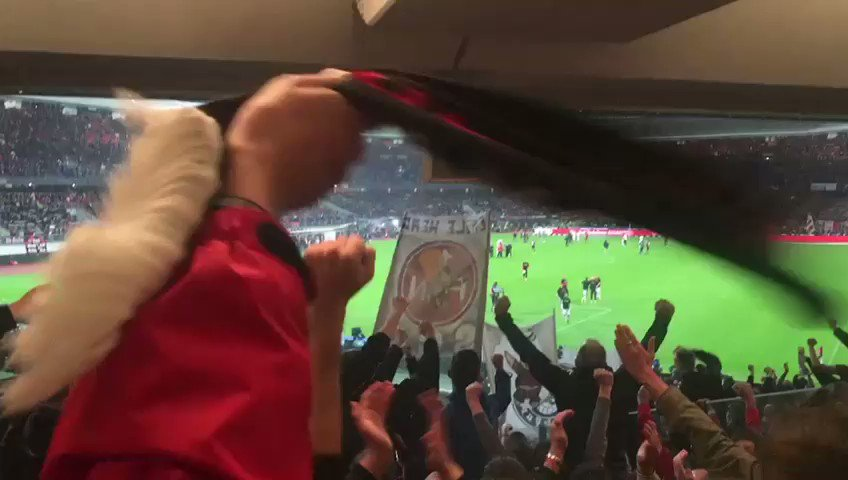 Einwurf's photo on #Relegation