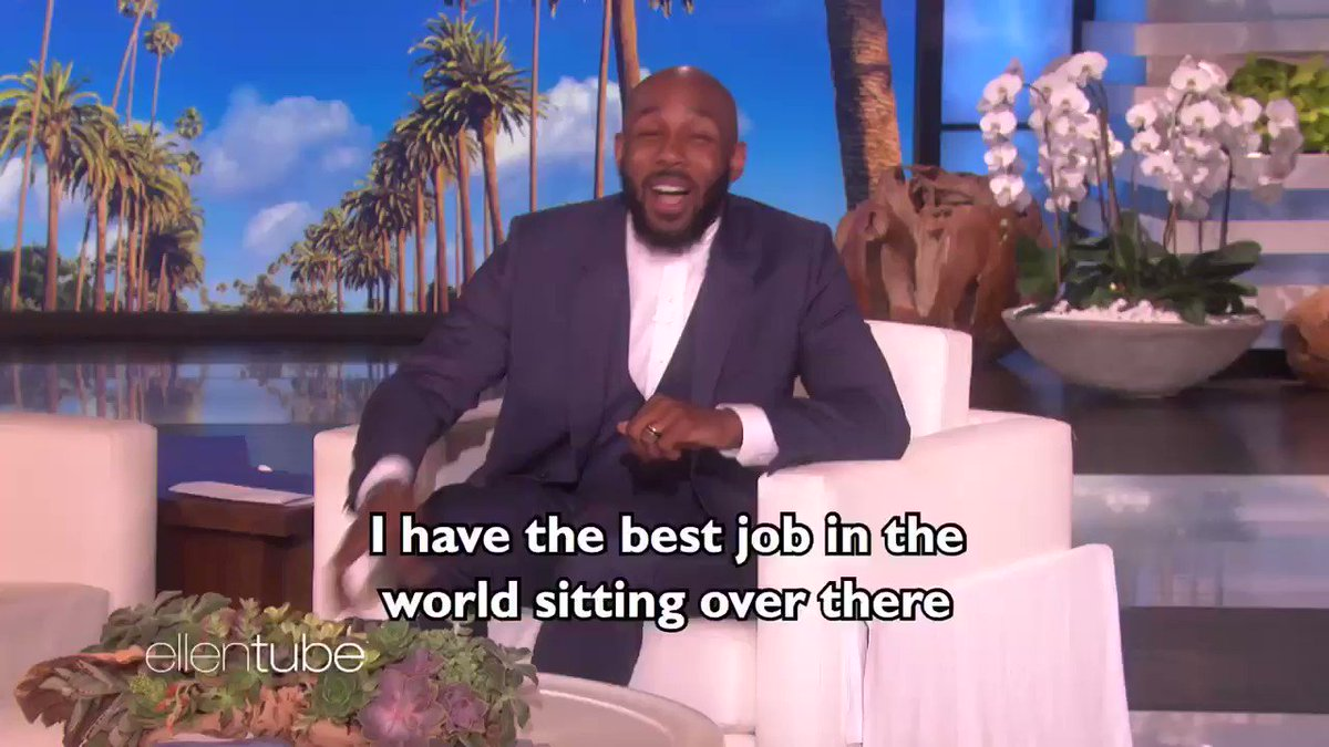 .@LoniLove has a new love. @official_tWitch