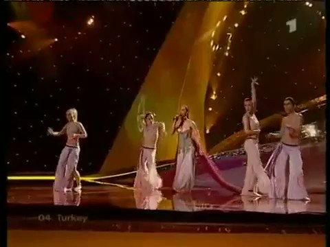 16 yıl önce bugün heyecandan ölmek üzereydik. Çok çalıştık.Çok inandık. Ve kazandık! #eurovision #everywaythatican #sertaberener