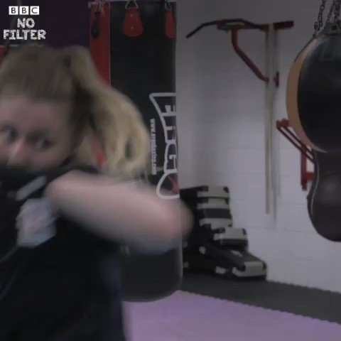 "Gloves on for @gemmaR_fitness #WorldChampion @gbboxing ""The girls train as hard as the boys""   FULL VIDEO : http://facebook.com/BBCNoFilter/videos/1146182965741322…  #ChangeTheGame @scopelandboxer @NicolaAdamsOBE @KatieTaylor @BBCSport @HumbersideSport"