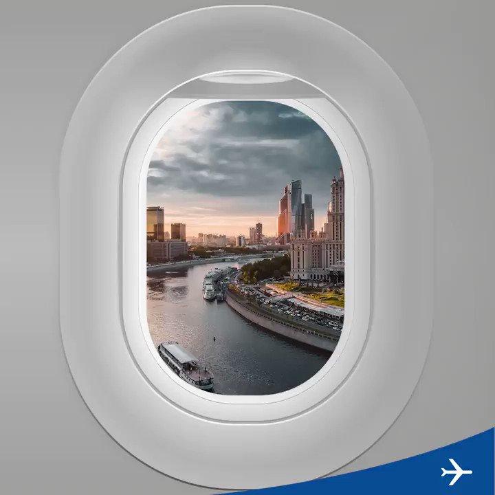 Image for the Tweet beginning: Выполняем рейсы Москва-Лондон-Москва вот уже