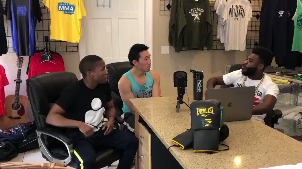 Here's my answer to a fan question on this weeks podcast on weight cutting! And sometimes you forget how long til your fight when you're grinding! 😤 🤦🏾‍♂️  https://youtu.be/AzN9lyazEho  - #TheWeeklyScraps! ☝🏾