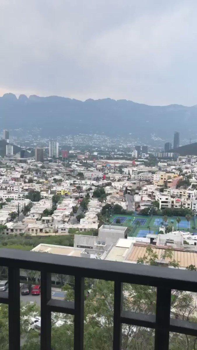 My view in #Monterrey #Mexico