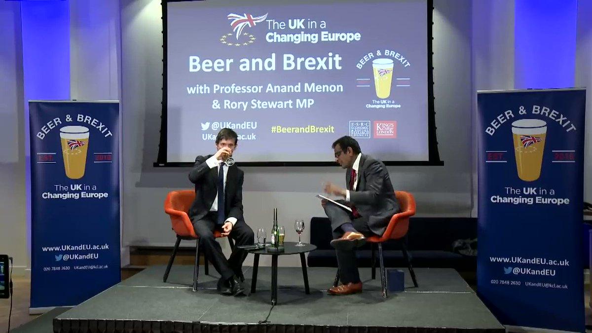 Rory Stewarts take-down of Bertie Wooster politics is worth watching.