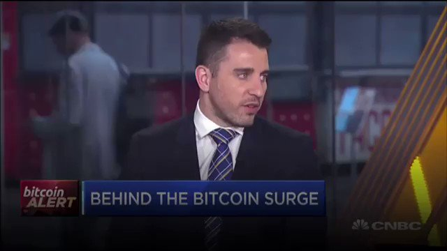 """Image for the Tweet beginning: """"Bitcoin is not tied to"""