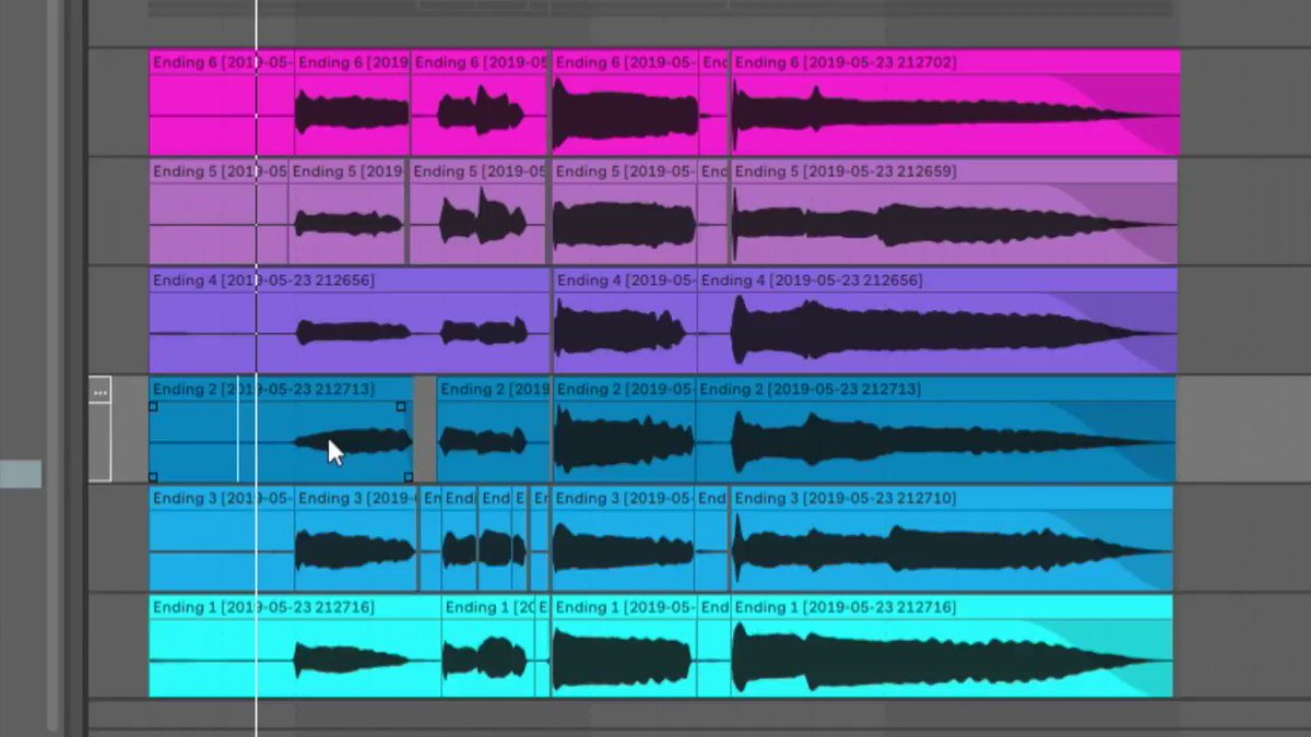 I AM BECOME QUEEN, DESTROYER OF MINE OWN VOCAL CORDS #audio #music #ableton