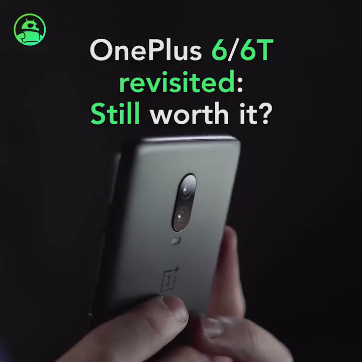 OnePlus 6/6T redux: Are they still worth it? Read more and watch the full OnePlus 6/6T redux video: http://andauth.co/DONDZO  #technology #OnePlus6