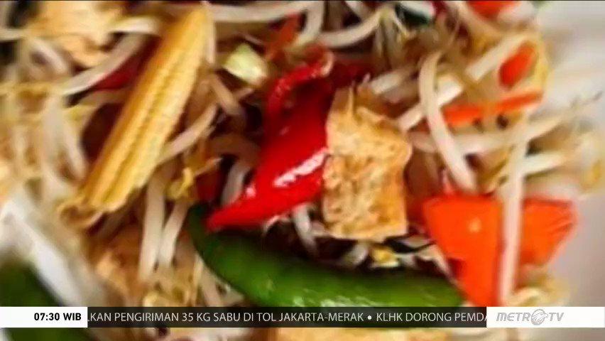 Kuliner Papua dalam Sajian Modern (1) http://metrotvn.ws/ObzAGQ9N