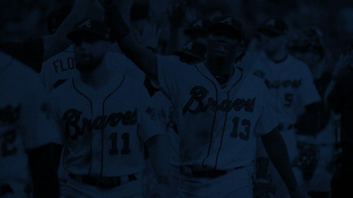 Braves WIN!  Final: #Braves 4, Cardinals 3.  #ChopOn