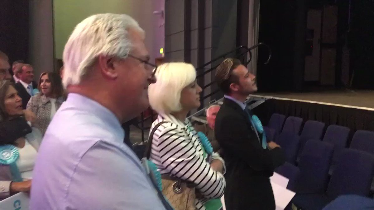"""Brexit Party supporters telling a British Asian MEP to """"go home"""" is the least surprising thing I've seen all week. Racists will always be racists, the real enablers are regular folk that choose to call these people 'bad' yet don't actually listen to POC."""
