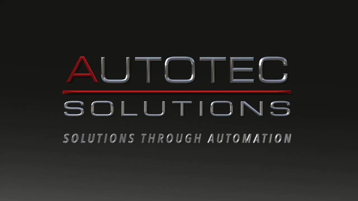 Image for the Tweet beginning: Endless Applications: Autotec robotic solutions