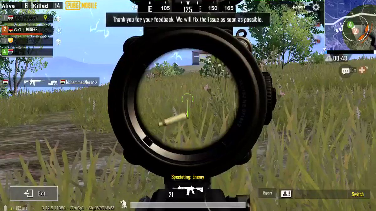pubg mobile cheats by 0xs14t3r & dida for iosgods.com