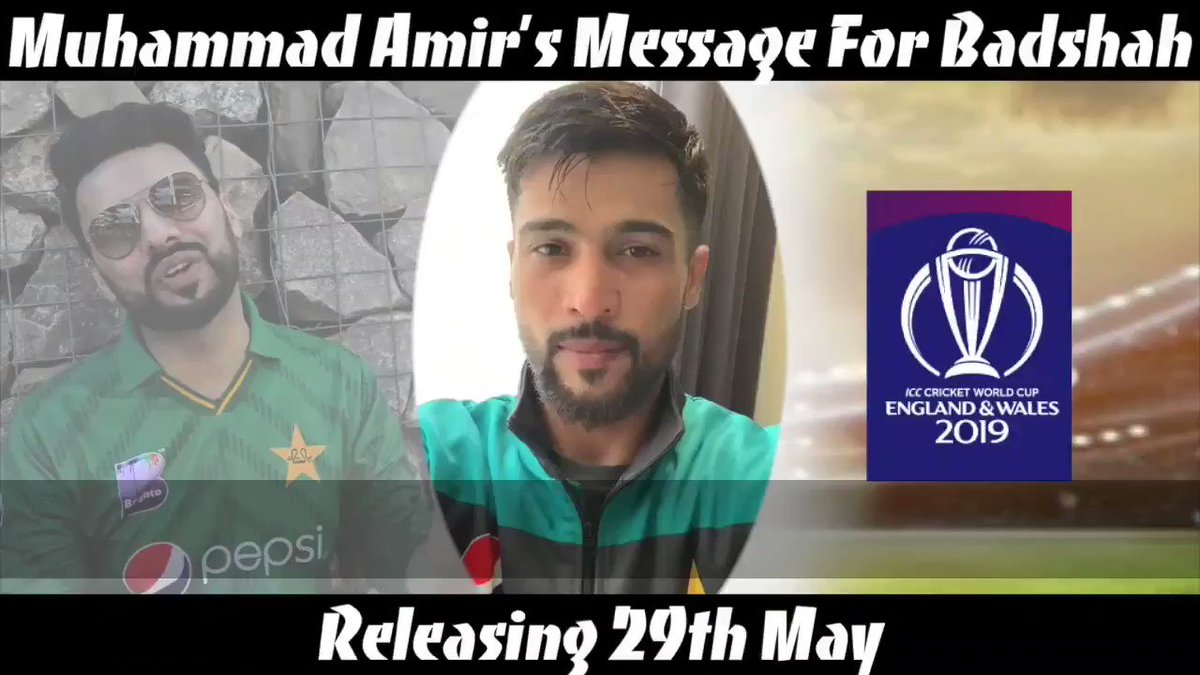 Thank you so much for your wishes @iamamirofficial... Your life and passion has always been a true inspiration for me and my music.  #No5forever