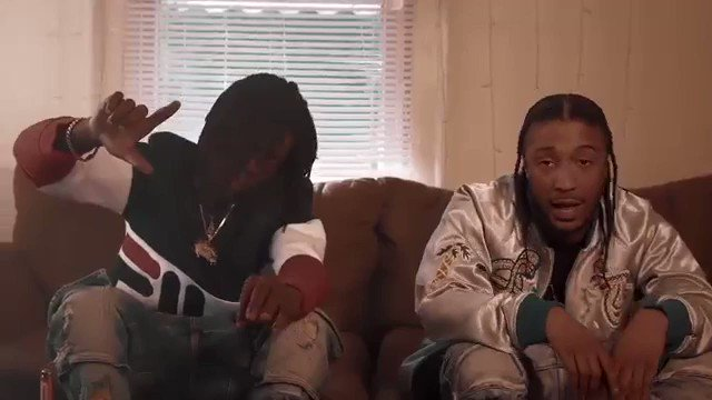 "@Tcrookss @YCImaging With what looks like a 757 classic on his hands, ""Pay Homage"" 💽🔥 Newport News' @Tcrookss makes his presence felt & paints the ""Bigger Picture"" w/ @omb_peezy 🎬🎥 📹: @Dotchoice"