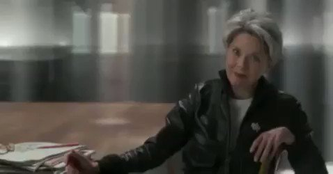 Happy birthday to annette bening in a leather jacket dancing to nirvana