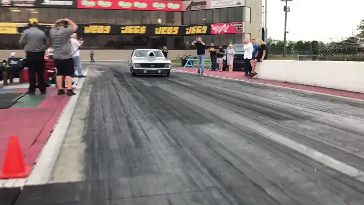 Just a few quick highlights from the John Holt Racecars Nitrous Shootout Race #1. These cars will be back on Friday June 14th for race #2! #nationaltrailraceway #columbus #nhradragracing #streetracing #nitrous #promod #ohio #ohiocarscene #ohioracing #kingofcolumbus #bigtire