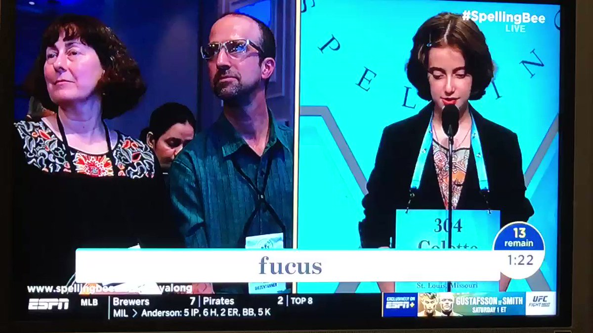 Scripps National Spelling Bee 2019: championship finals – as it