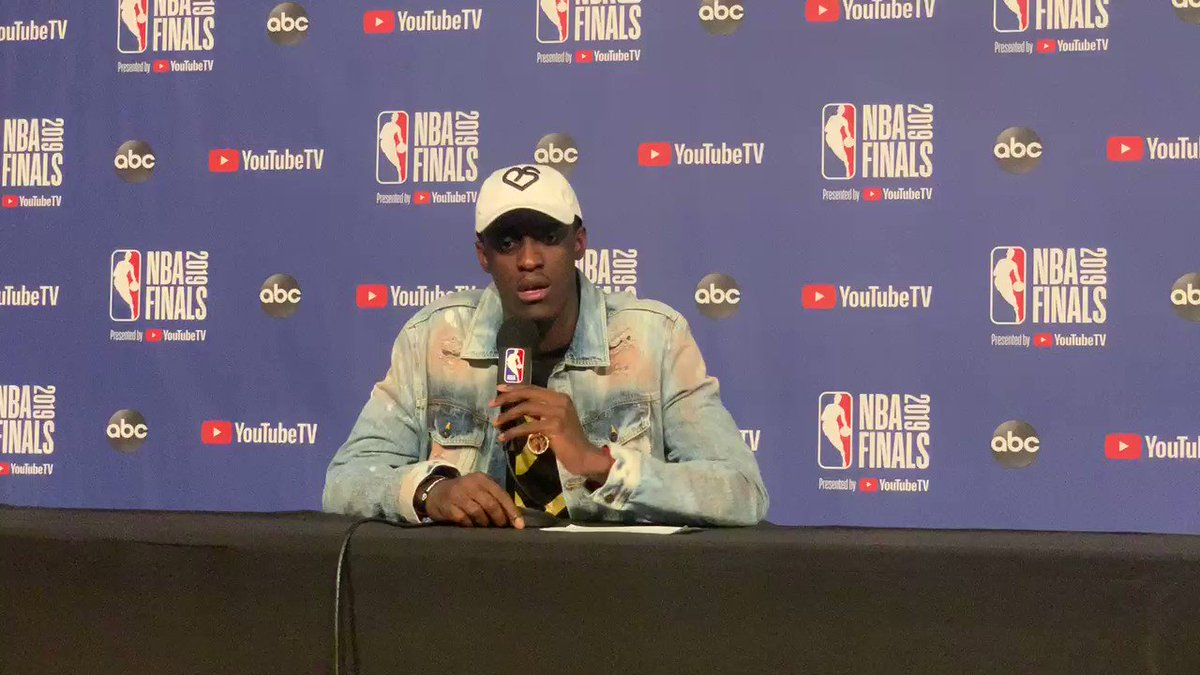 Amazing story, amazing game: Raptors' Pascal Siakam plays the hero in Game 1 win