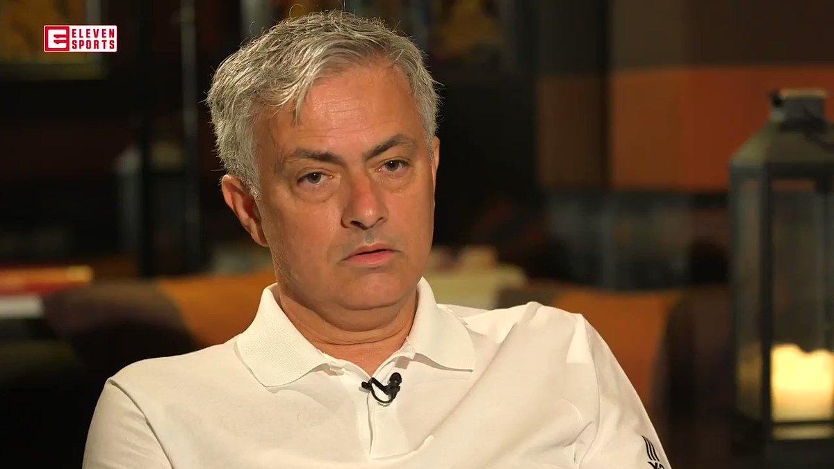O sucesso do @AFCAjax e as ambições europeias do @SLBenfica, segundo José Mourinho. Entrevista exclusiva à ELEVEN SPORTS hoje às 21h00. #ForTheFans