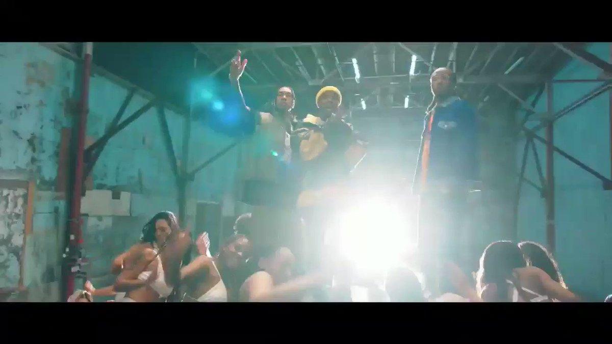 BROKE LEG VIDEO WITH @QUAVOSTUNTIN + @TYGA OUT NOW!!! WATCH : smarturl.it/BrokeLegVid