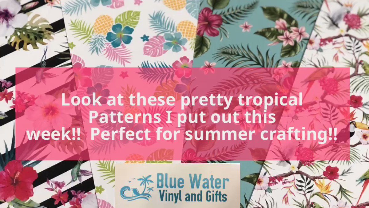 Blue Water Vinyl - @bluewatervinyl Twitter Profile and