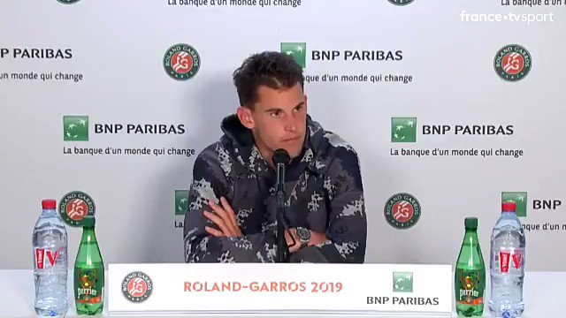 After French Open drama, Dominic Thiem complains, says Serena Williams has 'bad personality'