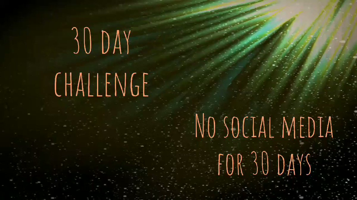 So I am coming off social media for the next 30 days. Its not that I hate social media I am just taking a break and getting more productive. U can still contact me on WhatsApp and messanger. #30daychallenge #nosocialmedia #takingabreak #gettingmoreproductive