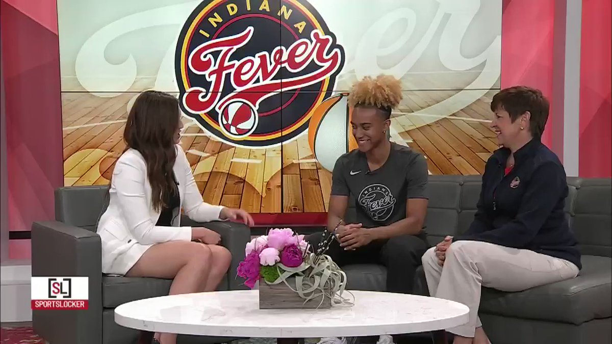 The @IndianaFever are 2-1 after a huge win over the Liberty. @TheReal_41 and @DrAllisonBarber break down the team's early success on @WISH_TV