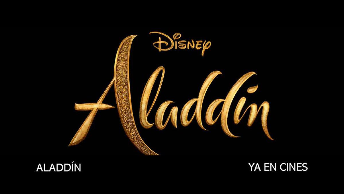 Las calles de Agrabah nunca lucieron tan llenas. Por cuarta semana consecutiva, #Aladdín es Nº1 en cines con más de 3 millones de espectadores. ¡No te pierdas el fenómeno cinematográfico del momento!
