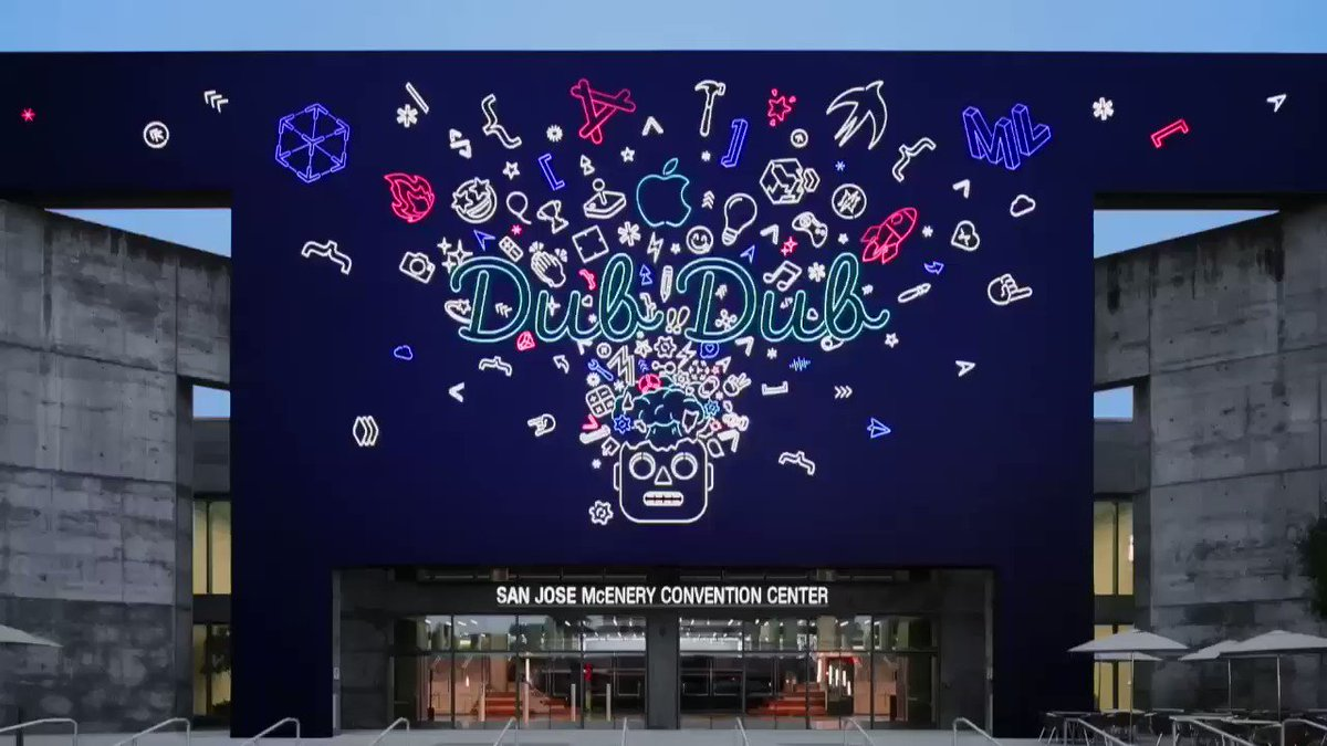 RT @tim_cook: It's a great day for an Apple keynote! See you in a few hours, developers! #WWDC19 https://t.co/uoRhslrjH5