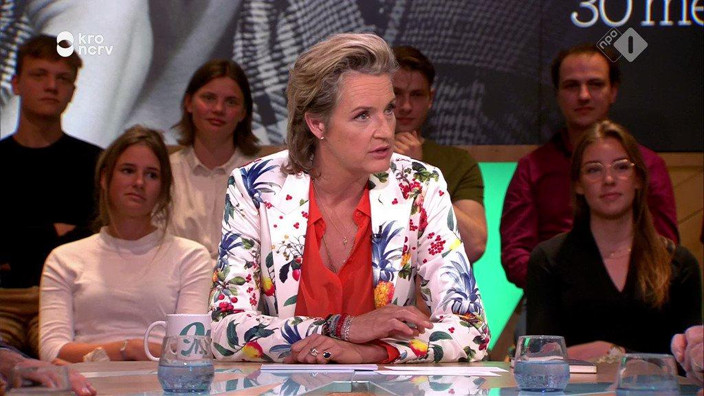André van Duin herdenkt Martine Bijl