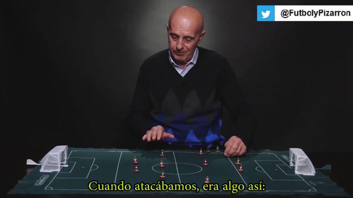 RT @ACMilanGoleador: El Milan de Arrigo Sacchi exp...