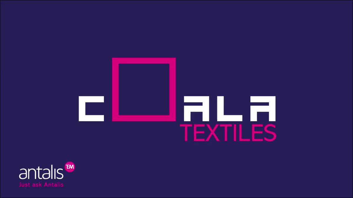 Image for the Tweet beginning: Introducing Coala Textiles, a complete