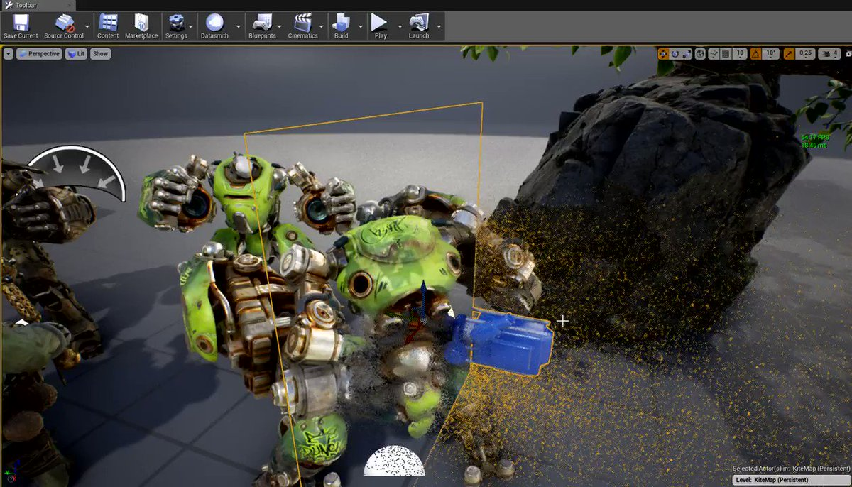 Creating A Role Playing Game With Unreal Engine 4