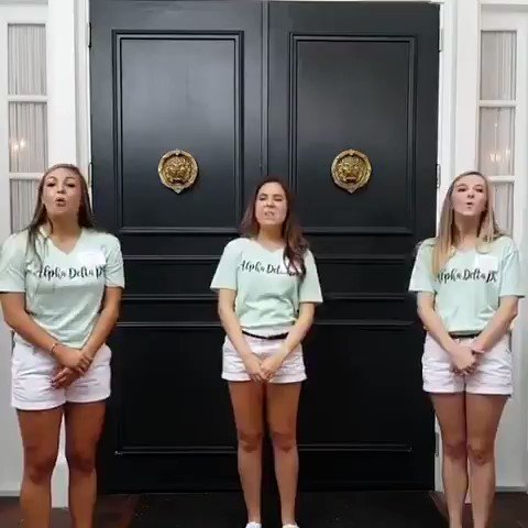 This Hellish Sorority Video Is Now A Hilarious Twitter Meme And Will Probably Be A Horror Movie Pretty Soon