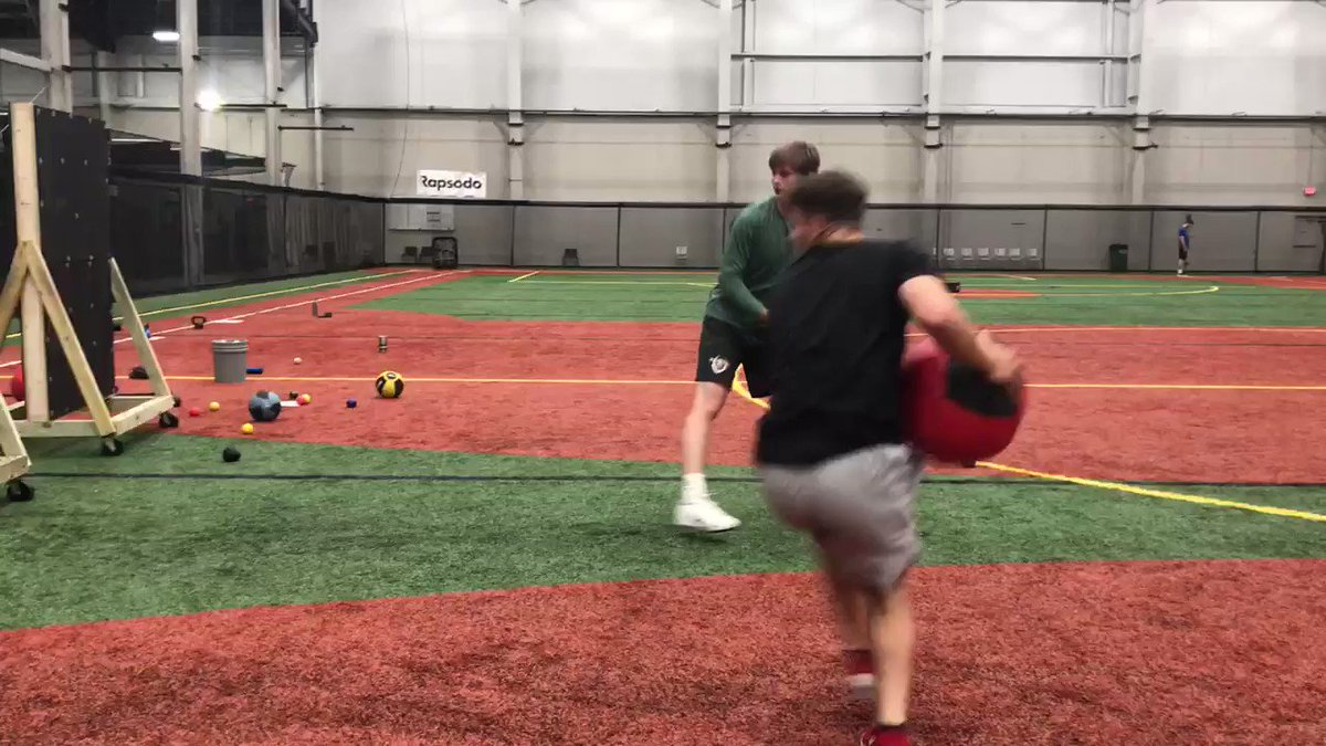 Lateral Bound to Throw  #MedBalls #CollegePRP