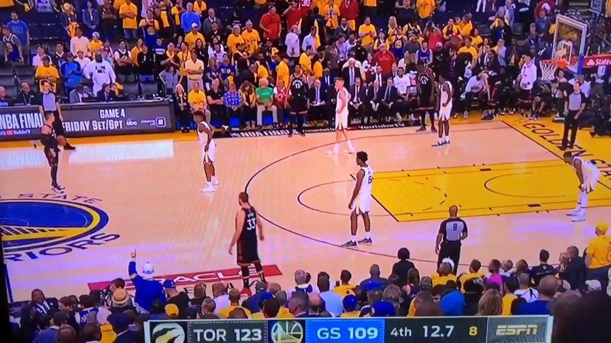 Jeremy Lin Game 3 #NBAFinals Highlights