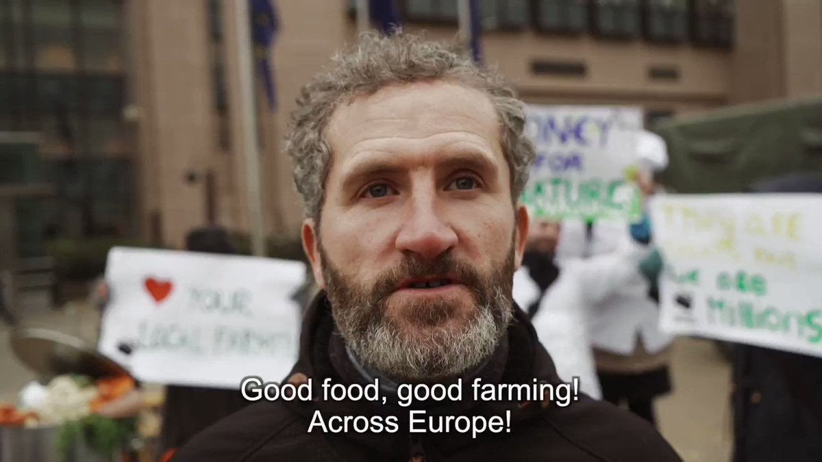 European Days of Action #GoodFoodGoodFarming, 1-31 October  2019