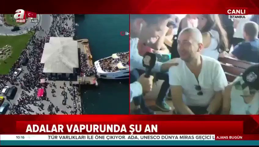 RT @yuchelll: Ahaber de sıradan bir gün... Sürpriz sonlu 😉 #Ahaber #mazbatayıver #ekrem #imamoğlu https://t.co/DAiO2pKEC3