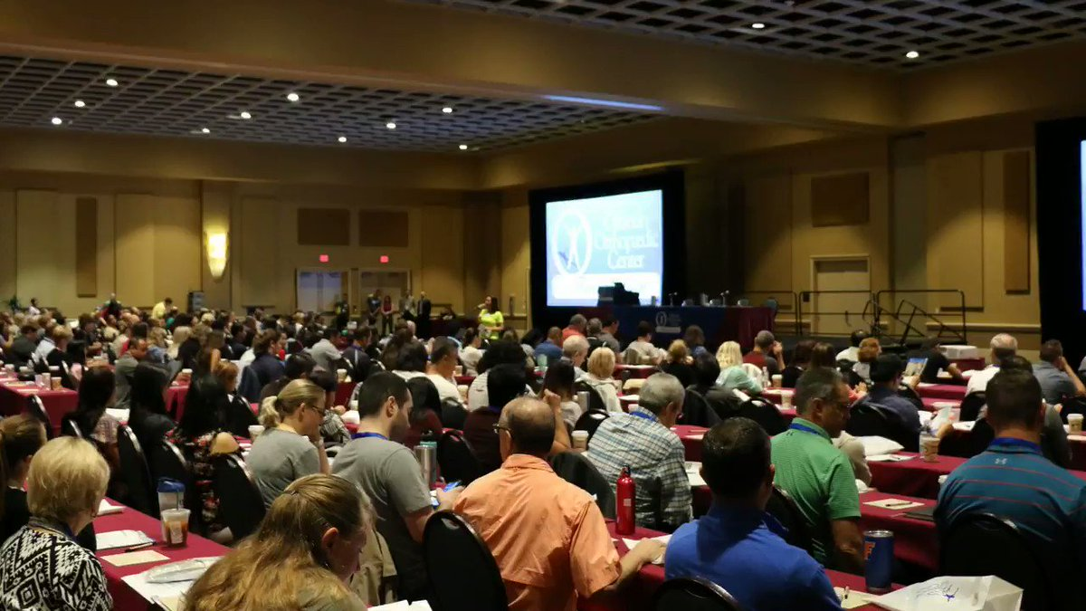 *New Location* Don't forget to register for the 2019 15th Annual Orthopaedic Update for Allied Healthcare Professions and learn from the leaders in the orthopaedic and allied healthcare professions:  https://www.orlandoortho.com/seminar/