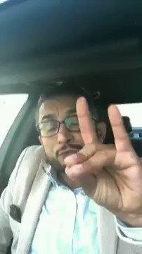 ADD-Parteichef Ramazan Akbas antwortet mir & @Lokoschat mit einem weiteren Video, nachdem ich einen antisemitischen Rant von ihm öffentlich machte. Wolfsgruß, Ra4bia-Zeichen, BILD-Zeitung, WELT! Und stolz drauf bin ich! Was wollt ihr dagegen machen? (...) Ihr Schwachstruller!