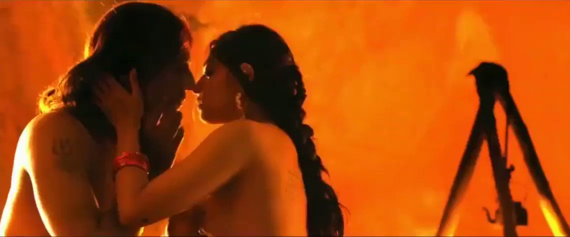 List of nude scenes in indian movies, images of the melon lady naded